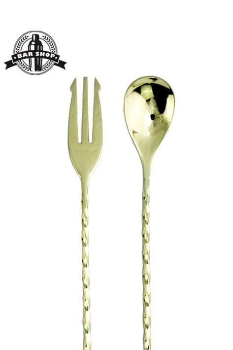 тризуб-золото-30см-2