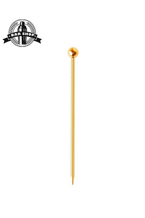 шпажка-золото-шар